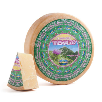 Tremalzo cheese
