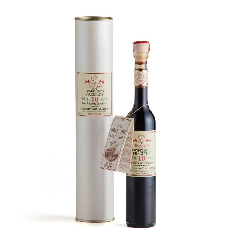 Pregiato Balsamic Vinegar 10 travasi