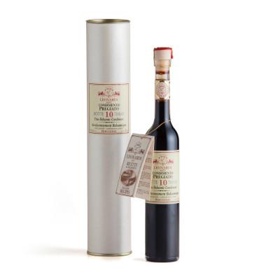 Aceto Balsamico Pregiato 10 Jahre gereift