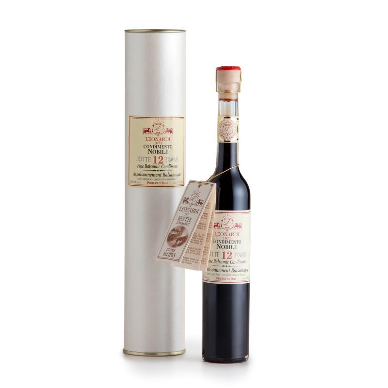 Nobile Balsamic Vinegar 12 travasi