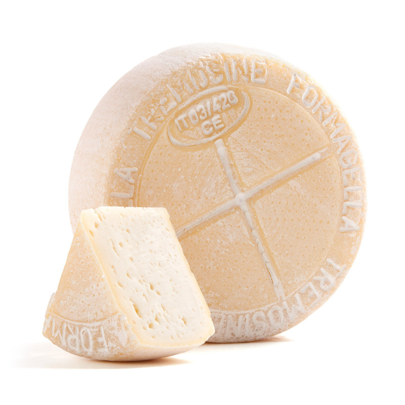 Formagella Tremosine cheese