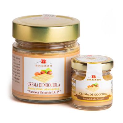 Crema di nocciola Piemonte IGP