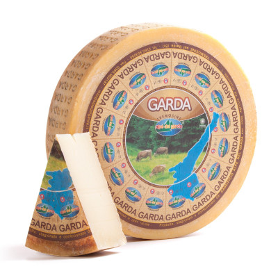 Matured Garda cheese