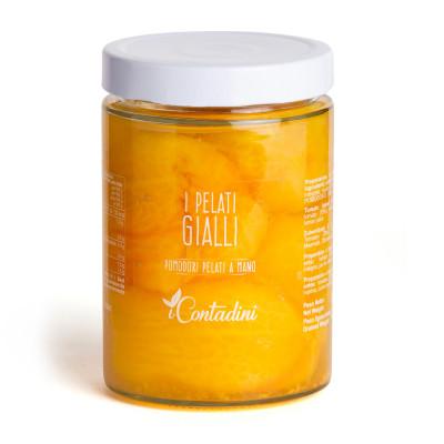Pomodori pelati gialli