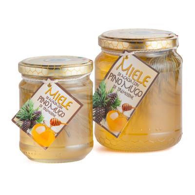 Miele di Acacia con Pino Mugo di Tremosine