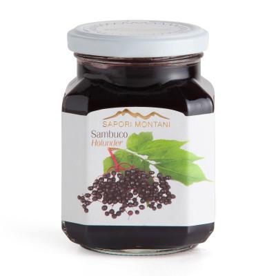 Extra Elderberry Jam