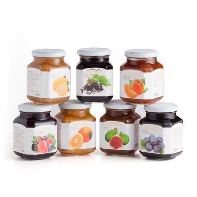 Extra Jam Sample Assortment - 7 flavours