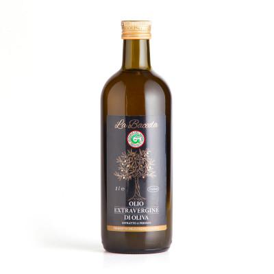 Natives Olivenöl extra La Baceda